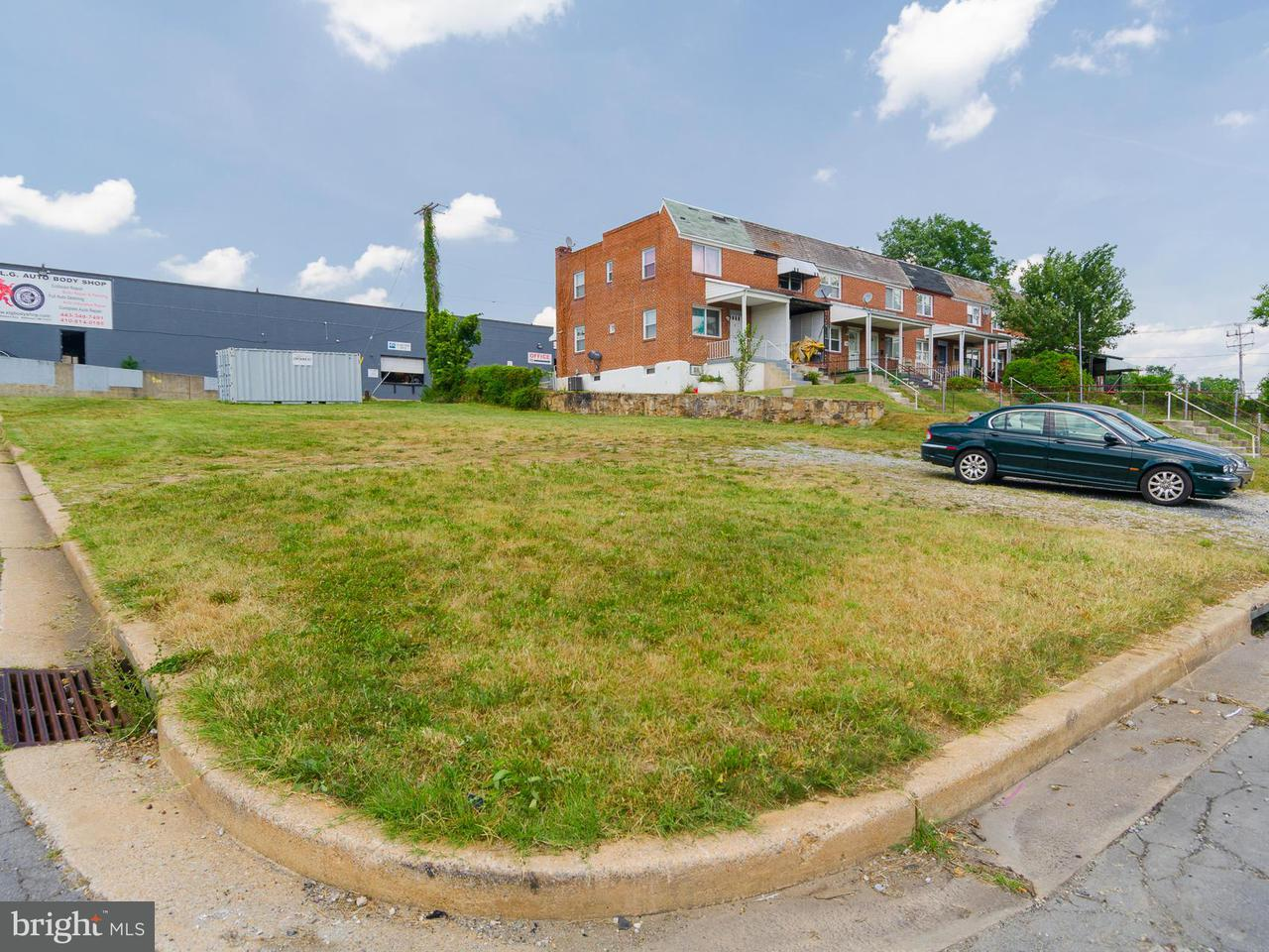 Land for Sale at 4134 Sunnyside Ave Baltimore, Maryland 21215 United States