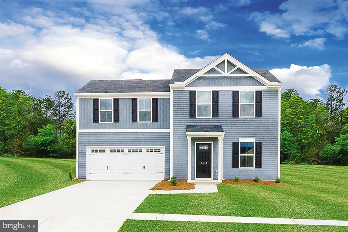 Single Family for Sale at The Seasons #plan 1440 Slab Dover, Pennsylvania 17315 United States