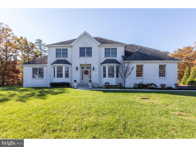 獨棟家庭住宅 為 出售 在 806 FOREST PARK Drive Galloway, 新澤西州 08205 美國