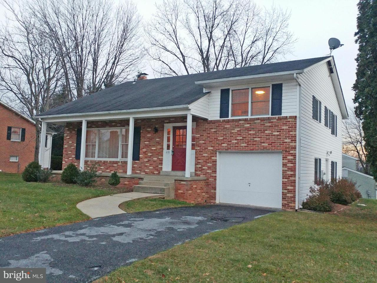 Other Residential for Rent at 228 Glade Blvd Walkersville, Maryland 21793 United States