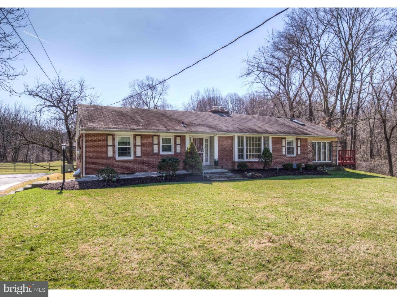 Single Family Home for Rent at 3730 GRADYVILLE Road Newtown Square, Pennsylvania 19073 United States