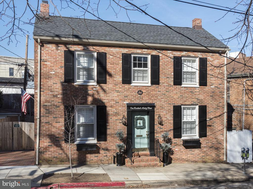 193  GREEN STREET, Annapolis, Maryland