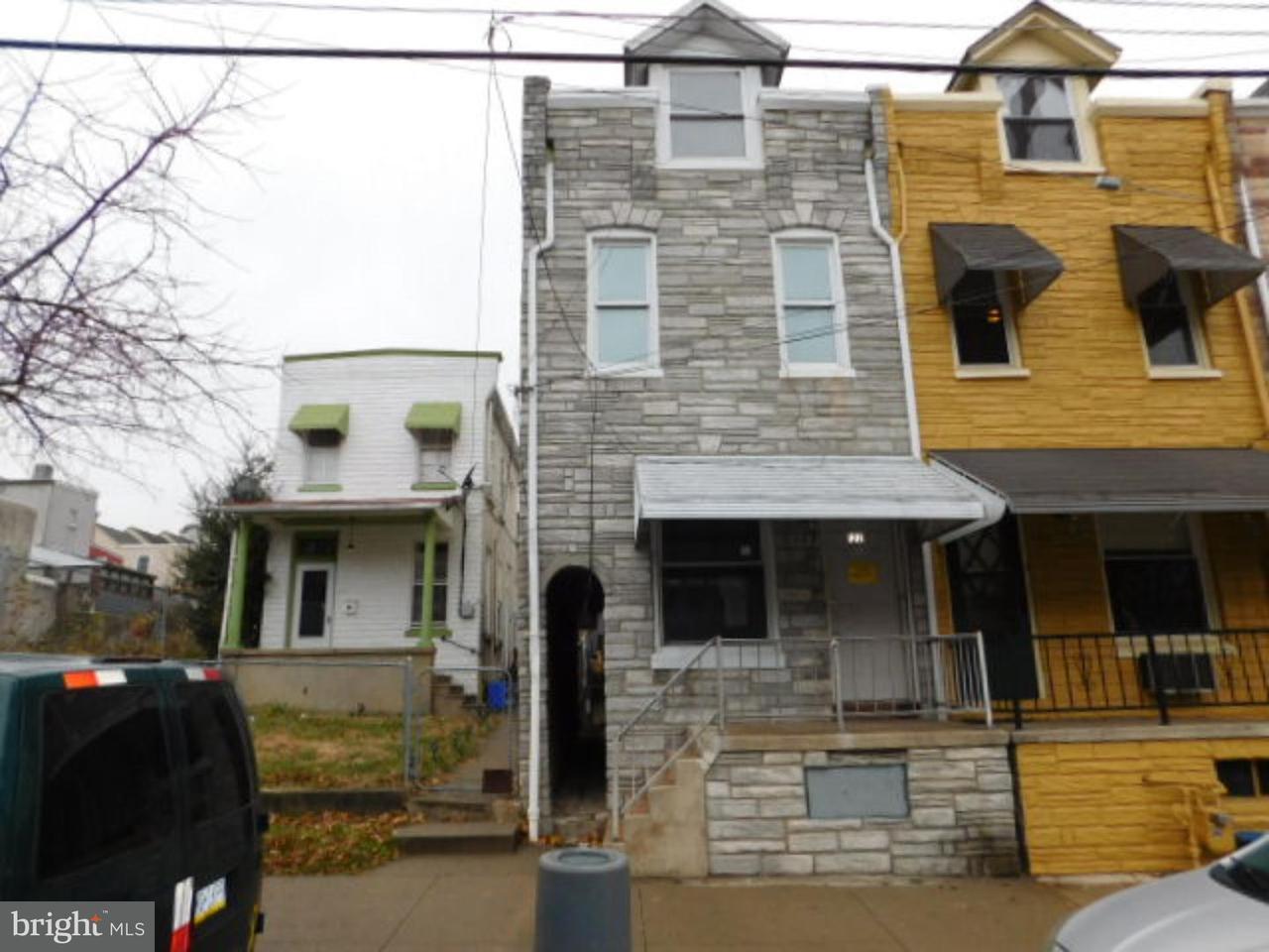 Maison accolée pour l Vente à 122 S 2ND Avenue West Reading, Pennsylvanie 19611 États-Unis