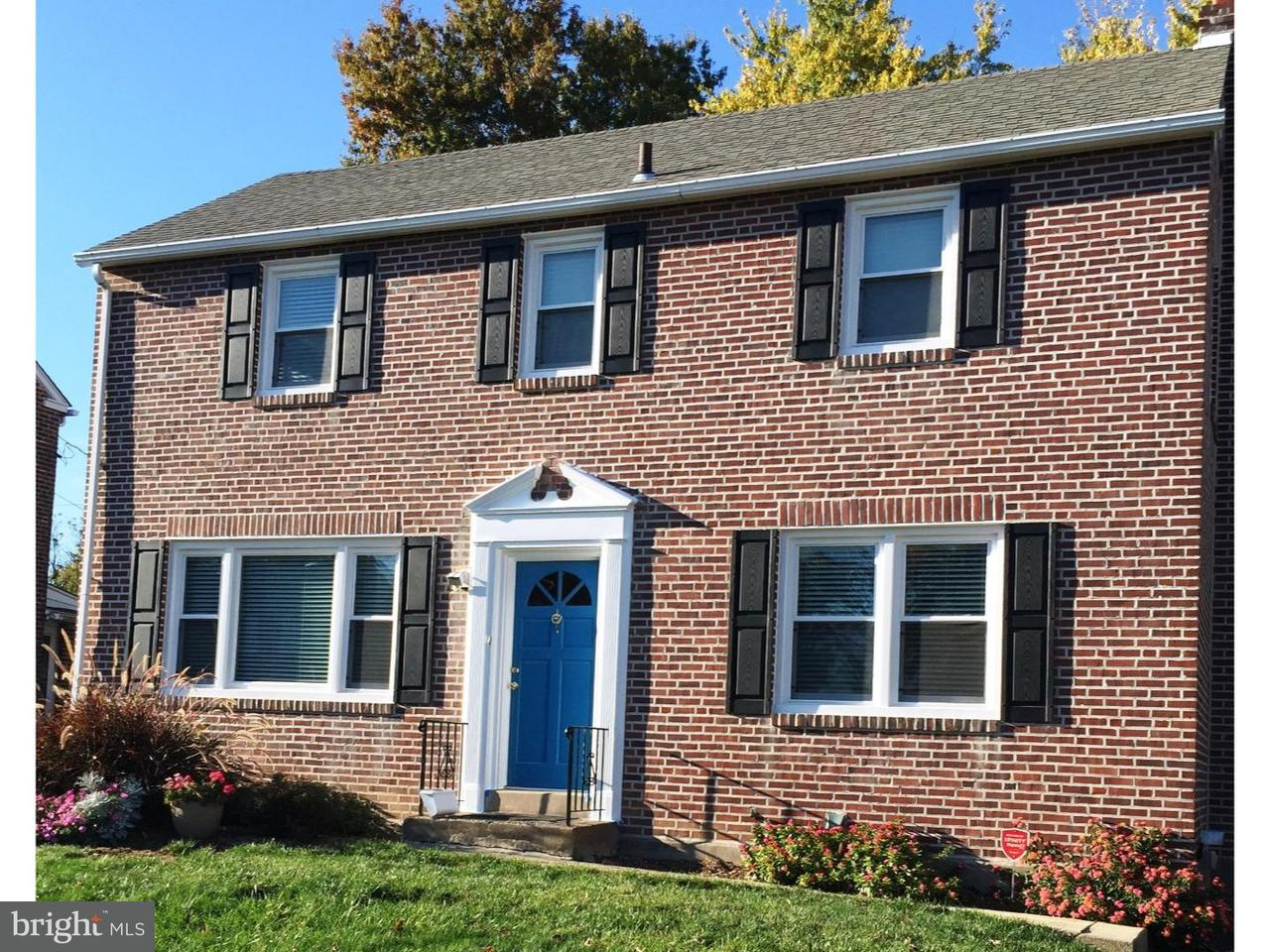 Частный односемейный дом для того Продажа на 429 LAUREL Avenue Aldan, Пенсильвания 19018 Соединенные Штаты