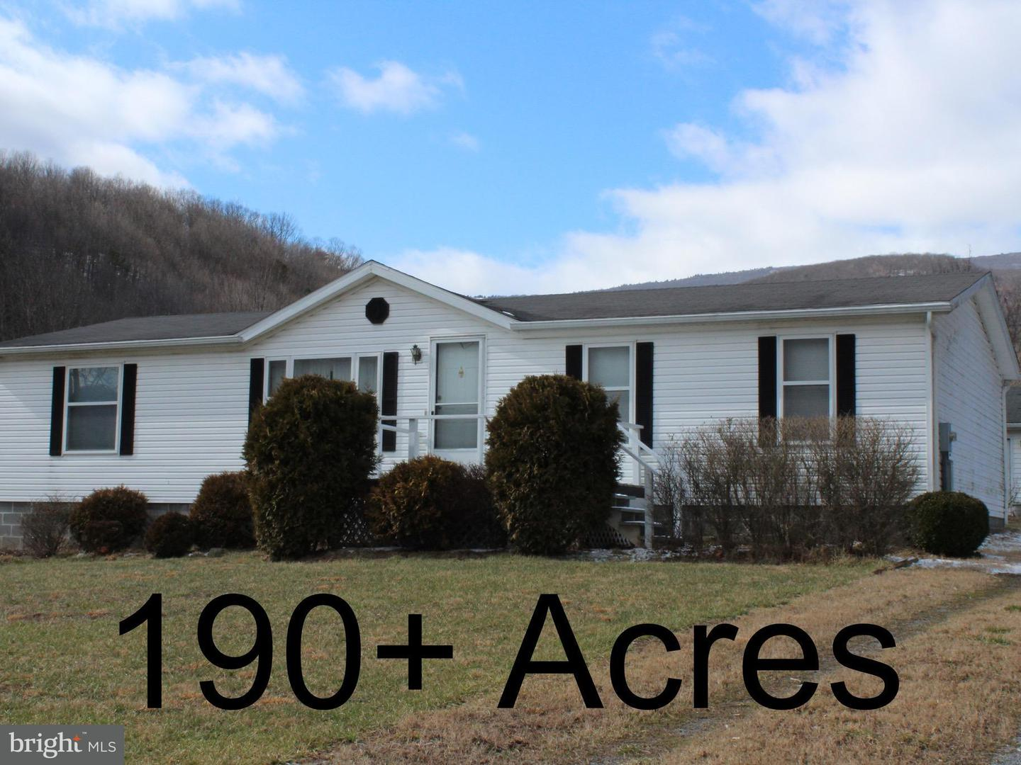 Farm for Sale at 449 Laurel Run Rd Mount Storm, West Virginia 26739 United States