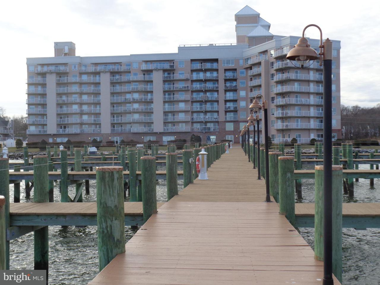 Appartement voor Verkoop een t 8501 Bayside Rd #510 8501 Bayside Rd #510 Chesapeake Beach, Maryland 20732 Verenigde Staten