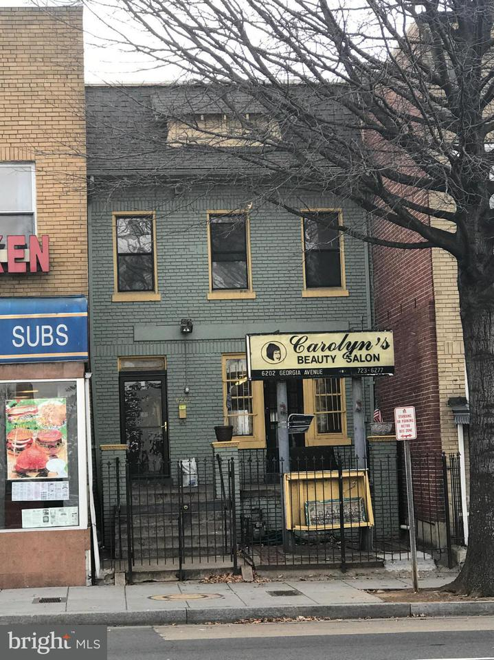 Commercial for Sale at 6202 Georgia Ave Nw 6202 Georgia Ave Nw Washington, District Of Columbia 20011 United States
