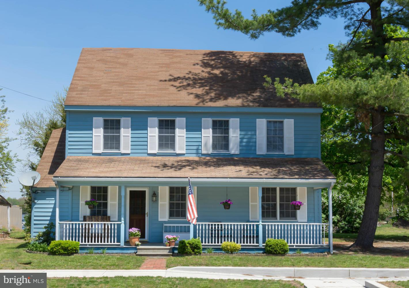 Single Family for Sale at 214 Broad St Crumpton, Maryland 21628 United States