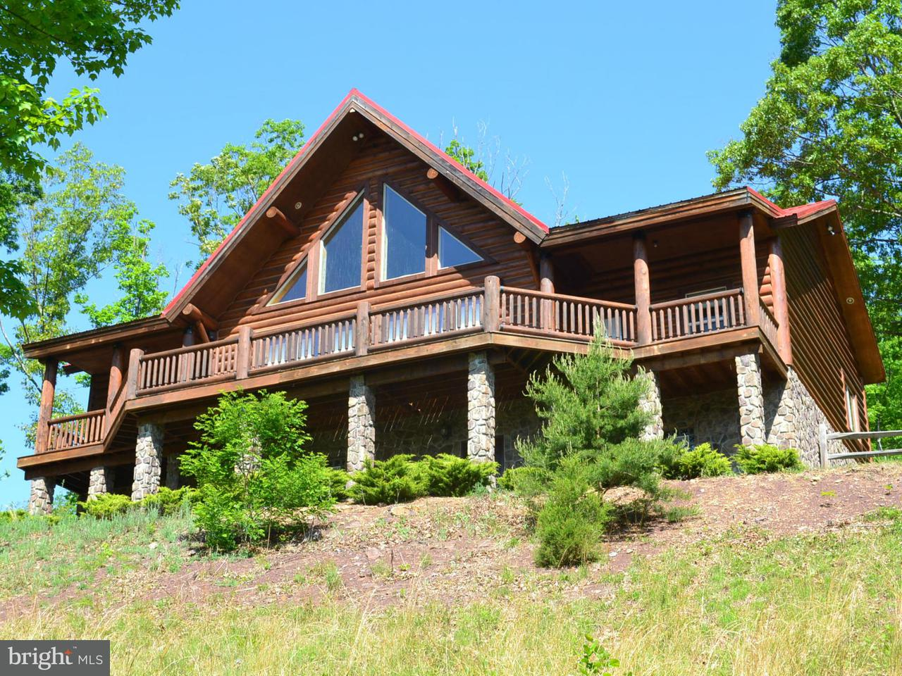 Single Family for Sale at 44 White Oak Pass Mathias, West Virginia 26812 United States