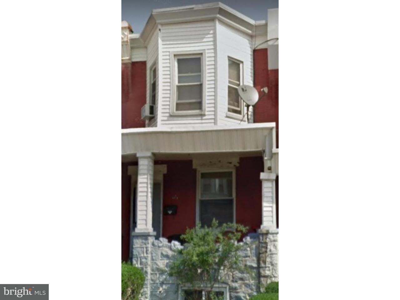 Townhouse for Sale at 1627 N REDFIELD Street Philadelphia, Pennsylvania 19151 United States
