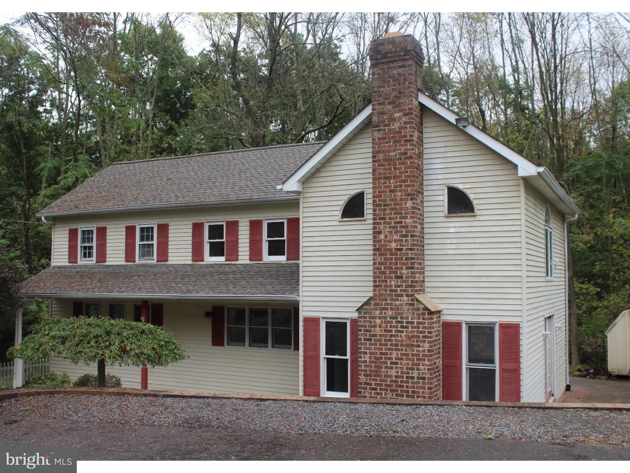 Частный односемейный дом для того Продажа на 31 CHURCH Street Crosswicks, Нью-Джерси 08505 Соединенные ШтатыВ/Около: Chesterfield Township