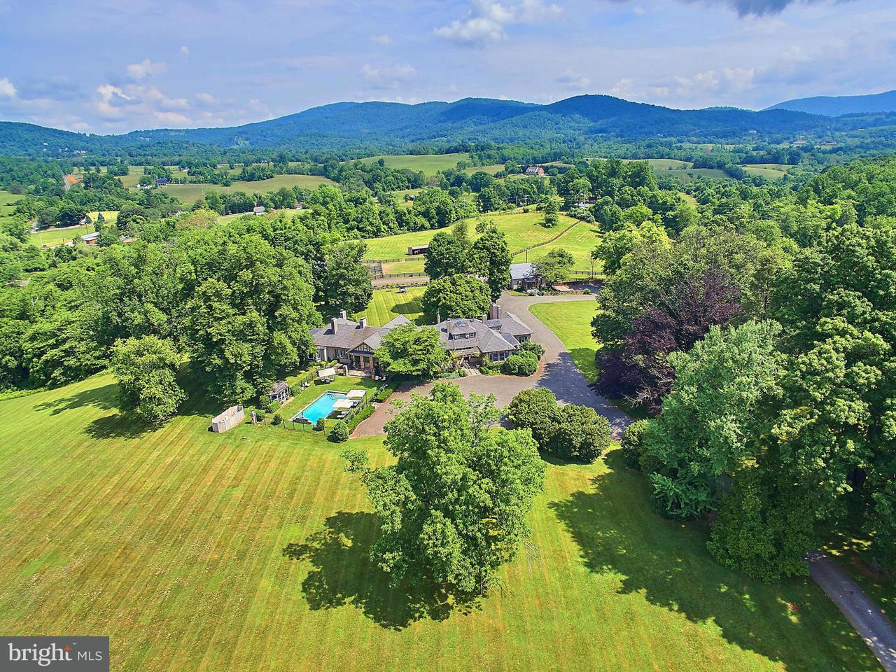 Farm for Sale at 1482 Zachary Taylor Hwy Huntly, Virginia 22640 United States
