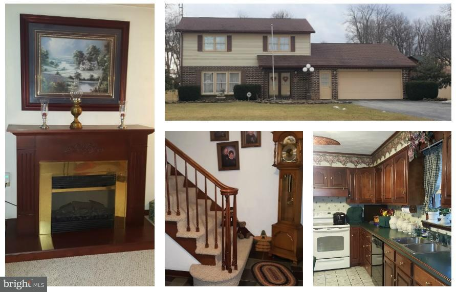 Single Family for Sale at 8256 Diehls Woods Rd St. Thomas, Pennsylvania 17252 United States