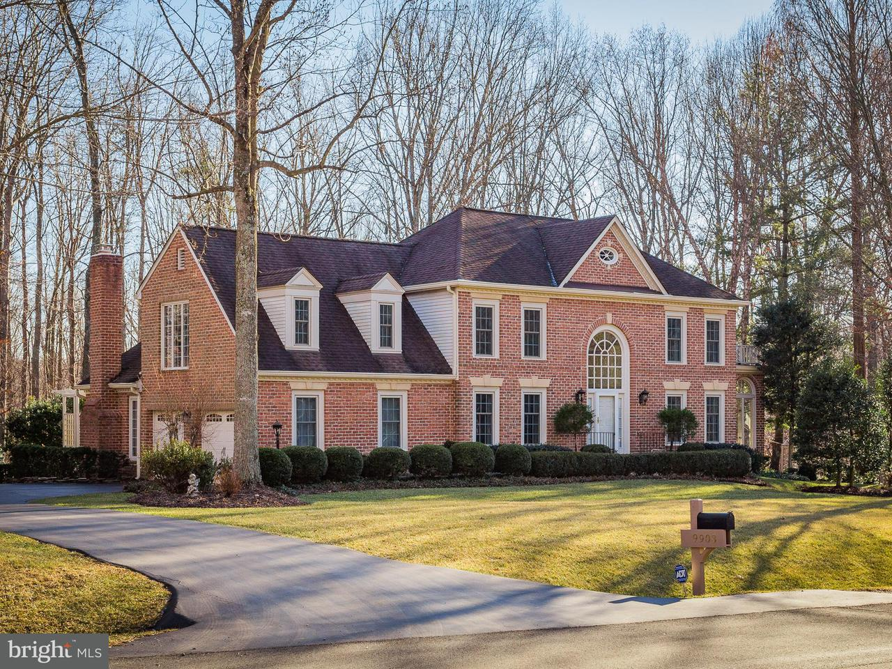 Villa per Vendita alle ore 9903 Shady Slope Court 9903 Shady Slope Court Fairfax Station, Virginia 22039 Stati Uniti