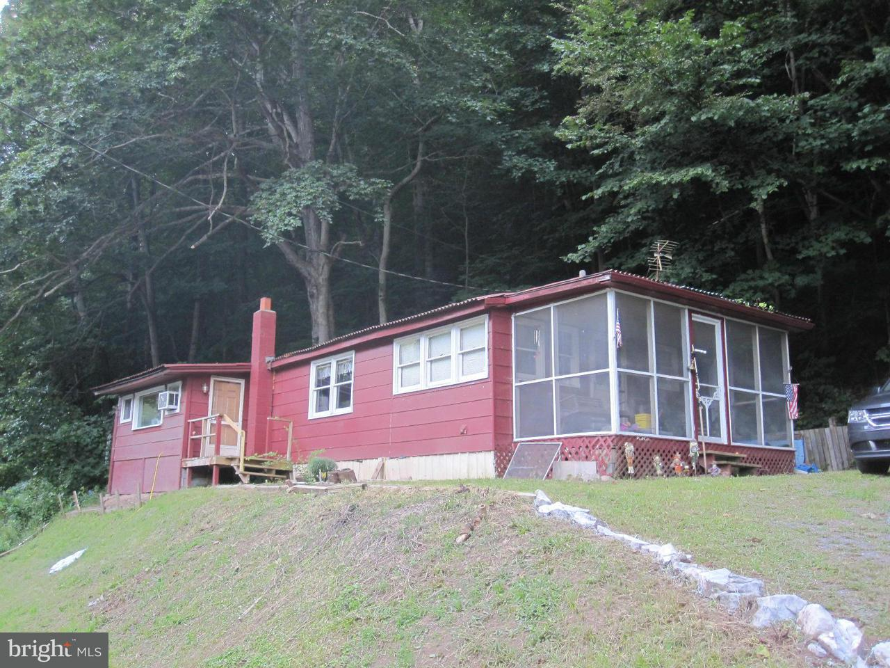 Single Family for Sale at 9194 N Fork Hwy Cabins, West Virginia 26855 United States