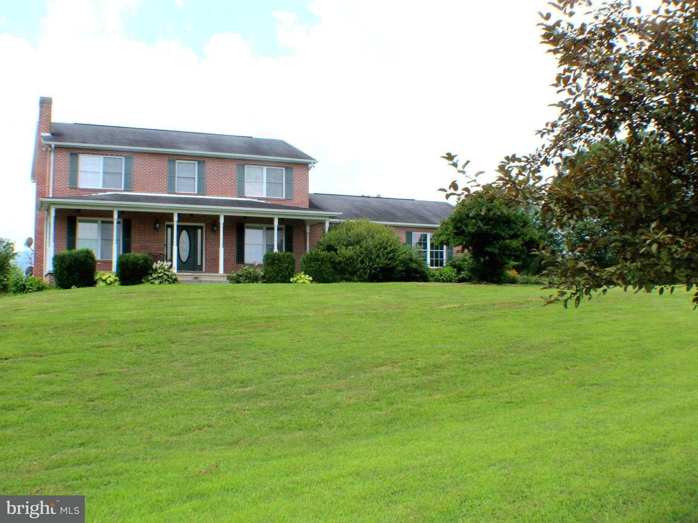 Farm for Sale at 198 Forrest Dr Fisher, West Virginia 26818 United States