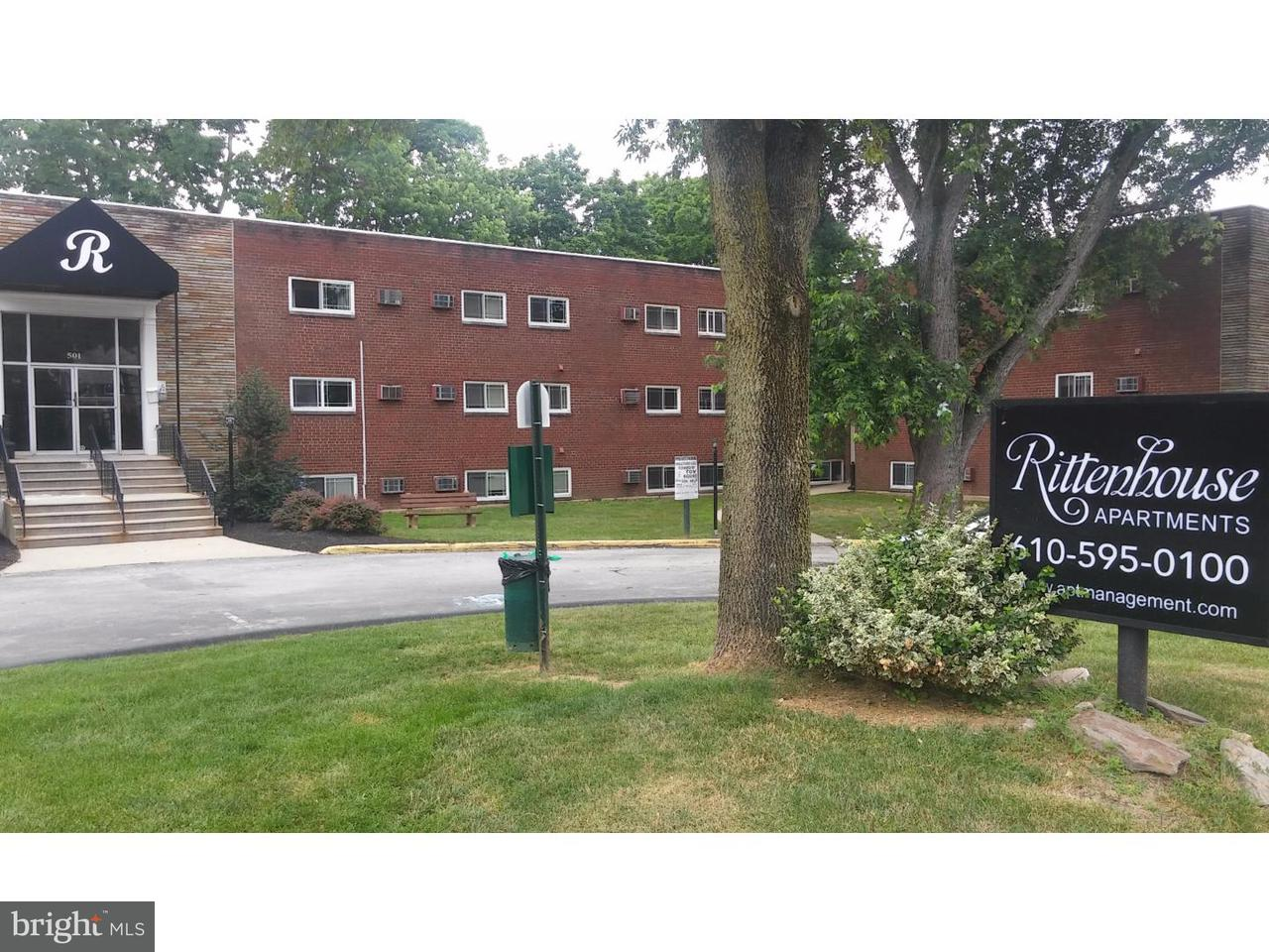 Maison unifamiliale pour l à louer à 501 LAWRENCE RD #A2 Broomall, Pennsylvanie 19008 États-Unis