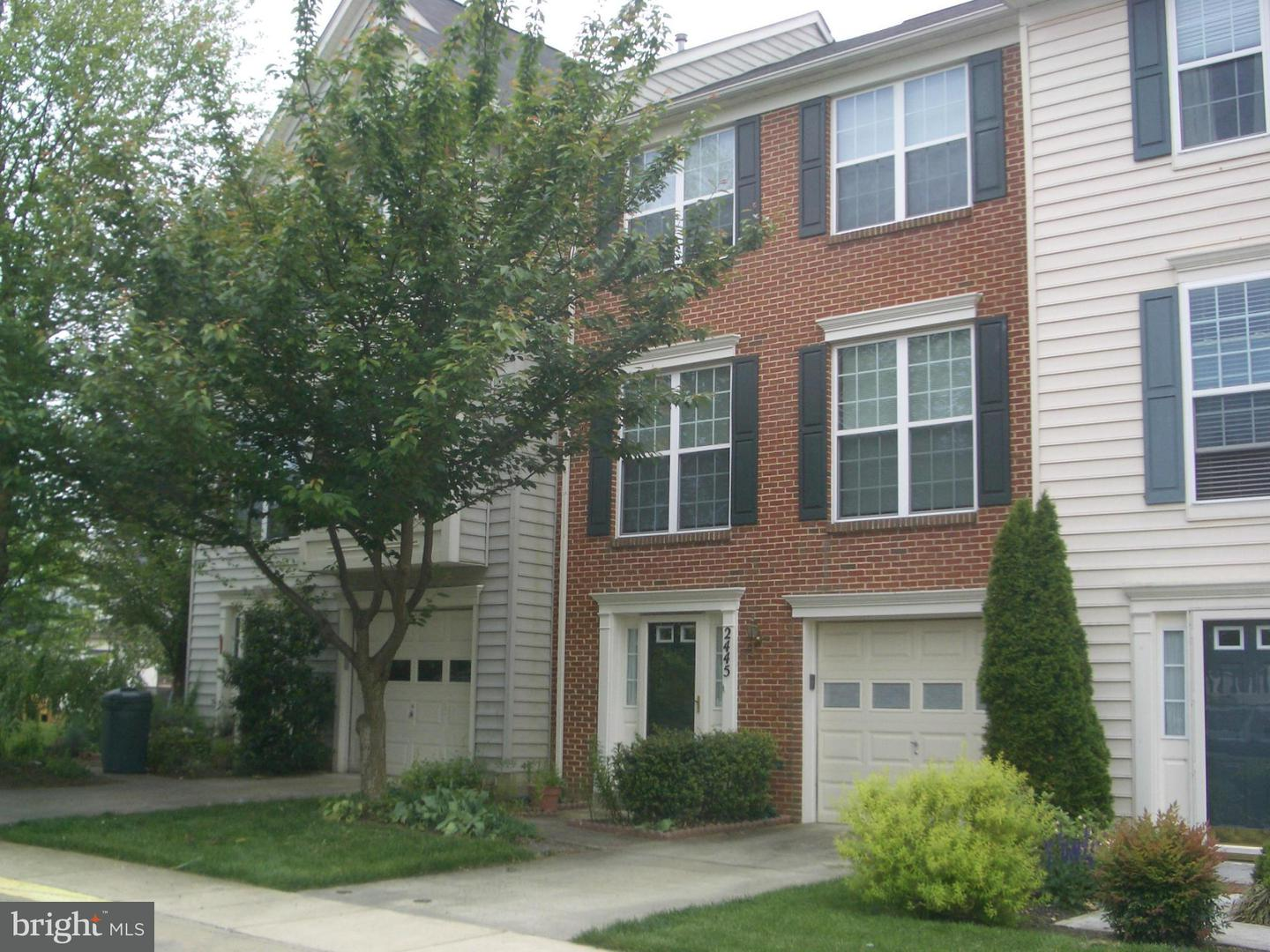 Other Residential for Rent at 2445 Epstein Ct Brookeville, Maryland 20833 United States