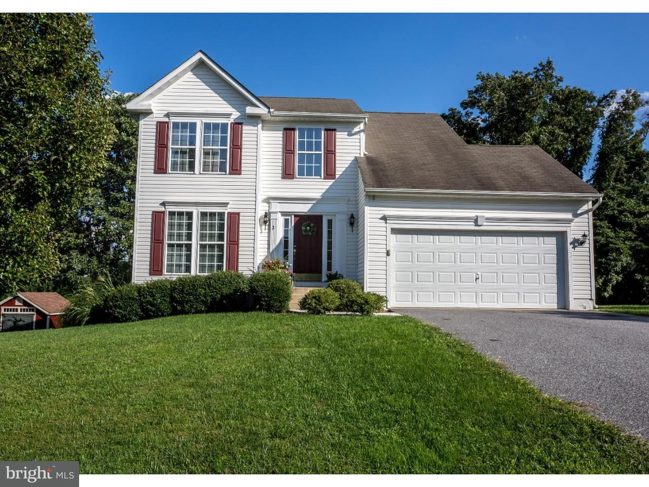 Single Family Home for Sale at 3 HUNTINGTON Court Boothwyn, Pennsylvania 19061 United States