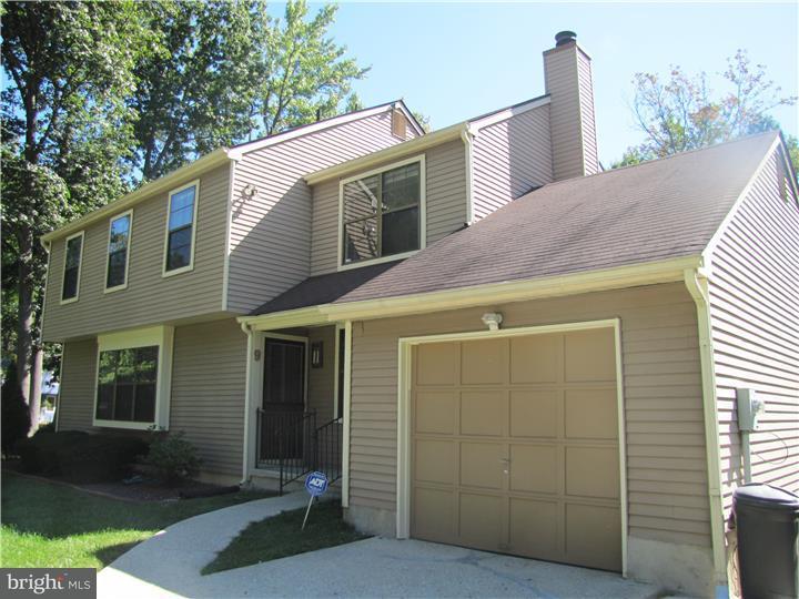 Частный односемейный дом для того Аренда на 9 BEEKMAN Place Cherry Hill, Нью-Джерси 08002 Соединенные Штаты