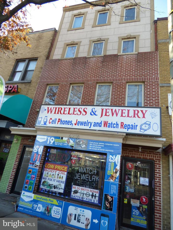 Commercial for Sale at 6218 Georgia Ave Nw 6218 Georgia Ave Nw Washington, District Of Columbia 20012 United States