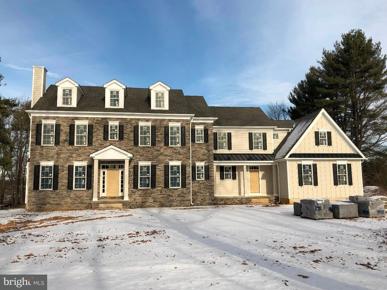Tek Ailelik Ev için Satış at 1891 HOLLOW Road Collegeville, Pennsylvania 19426 Amerika Birleşik Devletleri