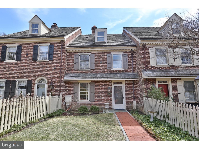 Enfamiljshus för Hyra vid 1302 MEISSEN Court Ambler, Pennsylvania 19002 Usa