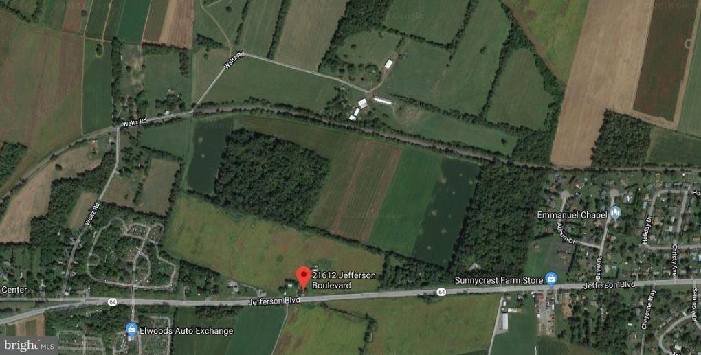 Terreno por un Venta en 21612 Jefferson Blvd 21612 Jefferson Blvd Smithsburg, Maryland 21783 Estados Unidos