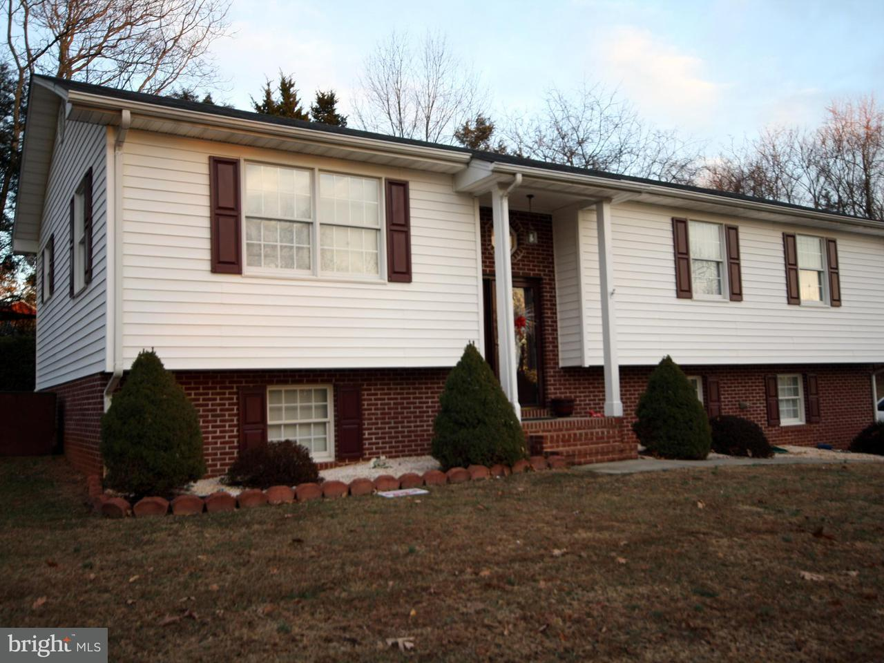 Single Family for Sale at 154 Reservoir Dr Stanardsville, Virginia 22973 United States