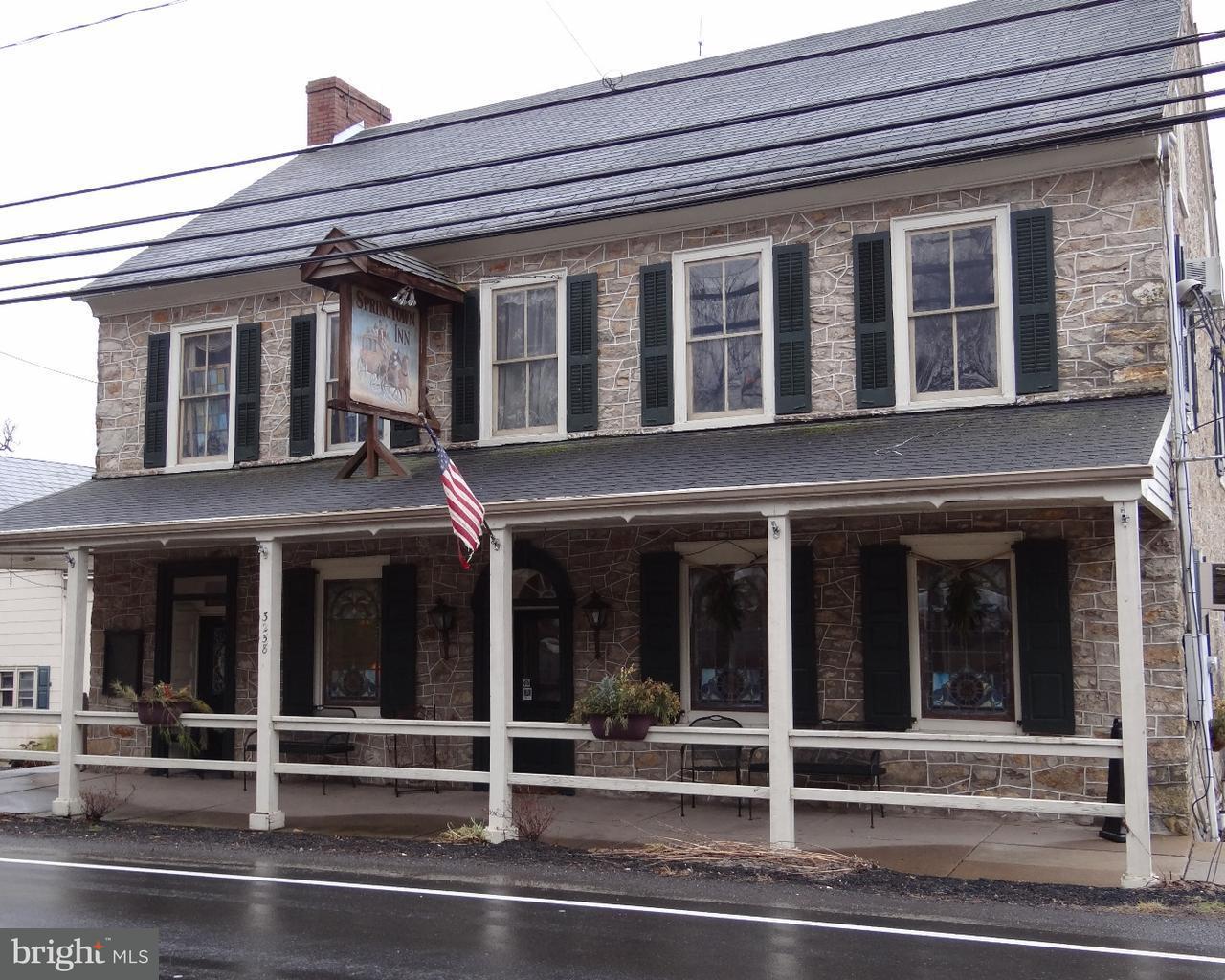 단독 가정 주택 용 매매 에 3258 ROUTE 412 Hellertown, 펜실바니아 18055 미국