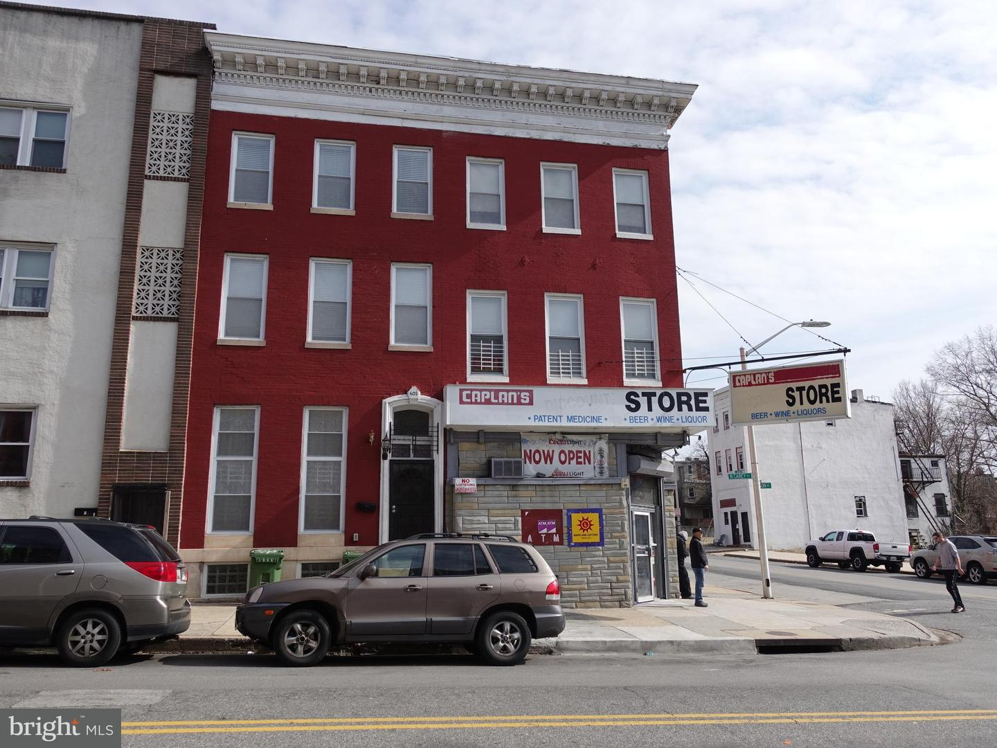 Single Family for Sale at 603 Carey St Baltimore, Maryland 21217 United States