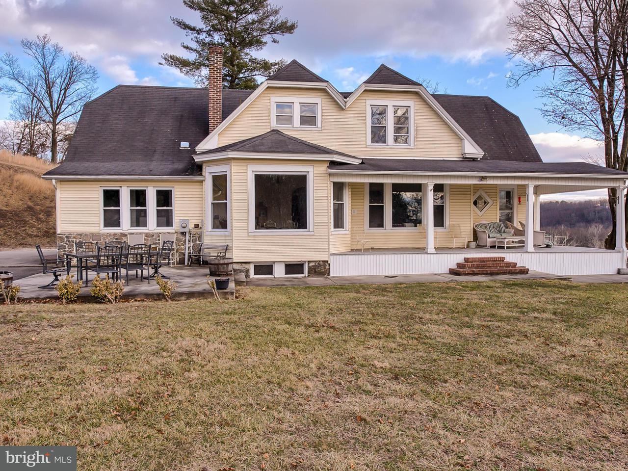 Maison unifamiliale pour l Vente à 184 E Main St E 184 E Main St E Hancock, Maryland 21750 États-Unis