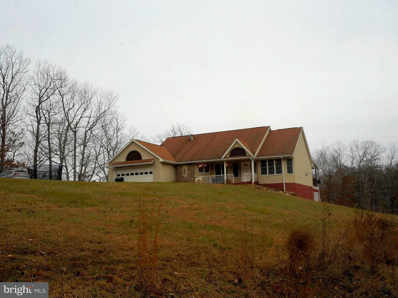 Single Family for Sale at 796 Raven Rocks Rd Springfield, West Virginia 26763 United States