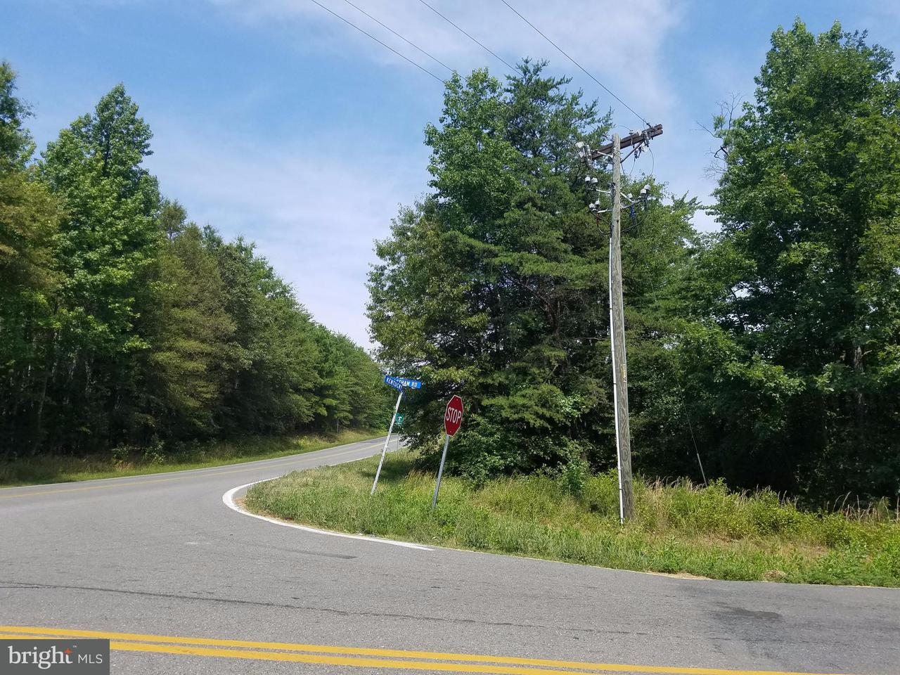 Photo of home for sale at 350 Kentucky Springs Road, Bumpass VA