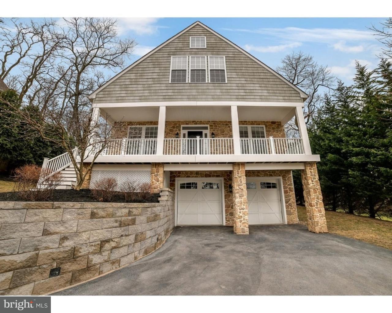 独户住宅 为 出租 在 610 DANNAKER Lane 韦恩, 宾夕法尼亚州 19087 美国