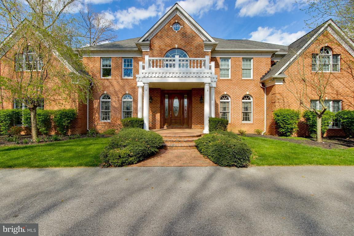 Einfamilienhaus für Verkauf beim 2845 Country Woods Court 2845 Country Woods Court Finksburg, Maryland 21048 Vereinigte Staaten