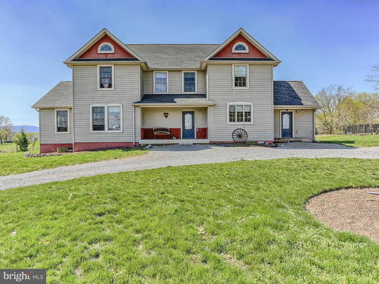 Single Family for Sale at 11742 Weaver Rd Orrstown, Pennsylvania 17244 United States