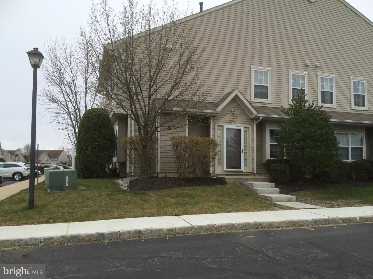 Townhouse for Rent at 5704 ESSEX Lane Mount Laurel, New Jersey 08054 United States