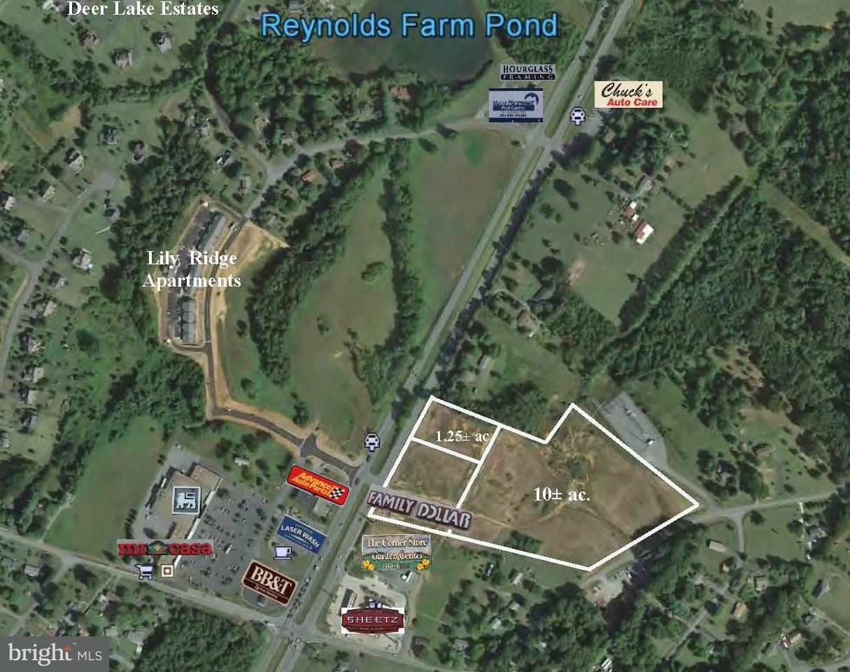 Commercial for Sale at 7106 Seminole Trl Ruckersville, Virginia 22968 United States
