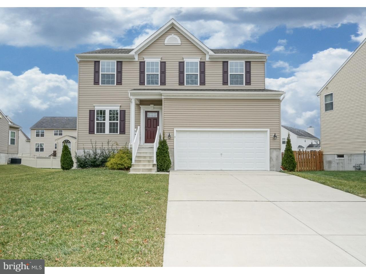 Частный односемейный дом для того Аренда на 9 SERENE Lane Sicklerville, Нью-Джерси 08081 Соединенные Штаты