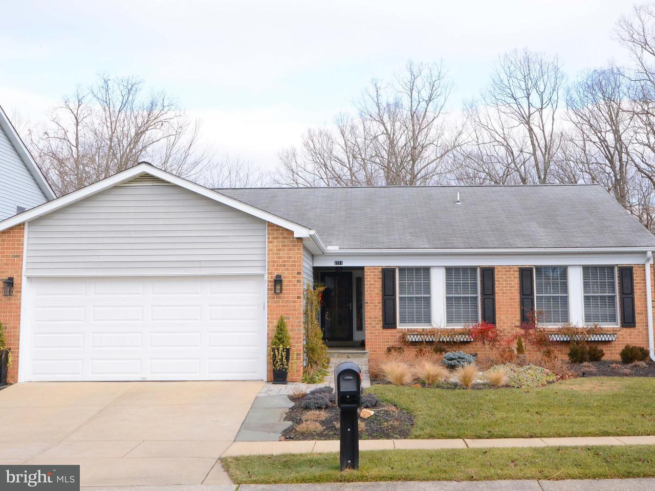 Single Family Home for Sale at 2711 Coxswain Place 2711 Coxswain Place Annapolis, Maryland 21401 United States