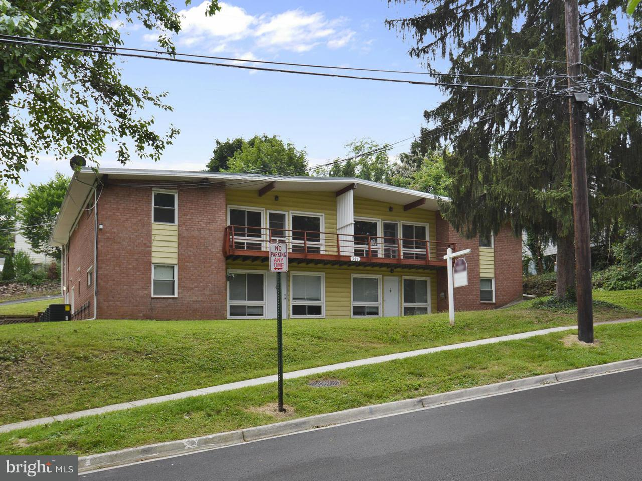 Other Residential for Rent at 260 Manor Cir #1 Takoma Park, Maryland 20912 United States