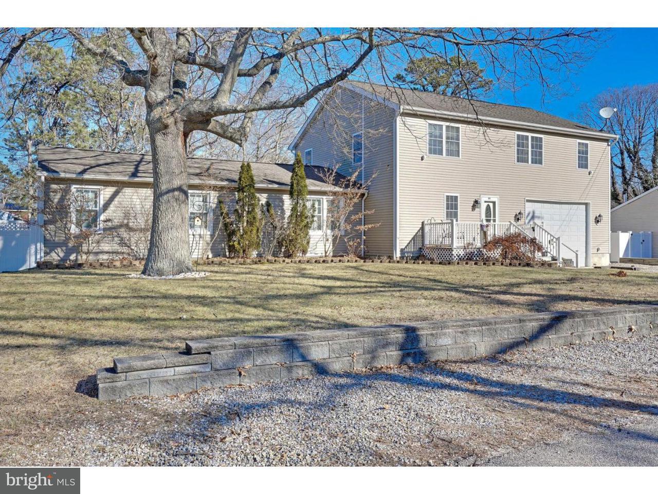 Casa para uma família para Venda às 89 POPLAR Street Waretown, Nova Jersey 08758 Estados Unidos