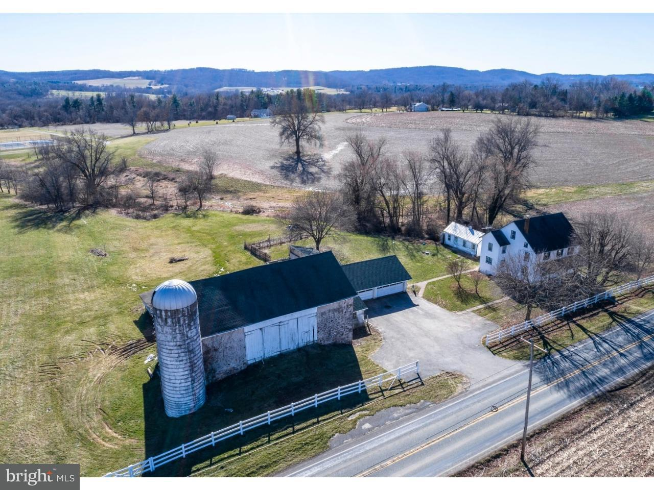 Farm for Sale at 266 RIDGE Road Spring City, Pennsylvania 19475 United States