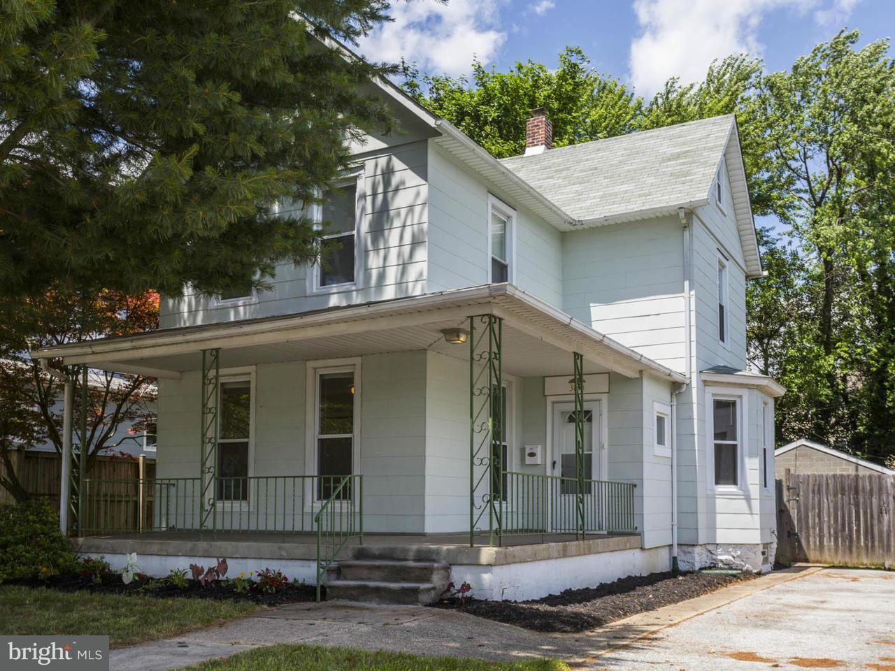 Photo of home for sale at 3810 Pinewood Avenue, Baltimore MD