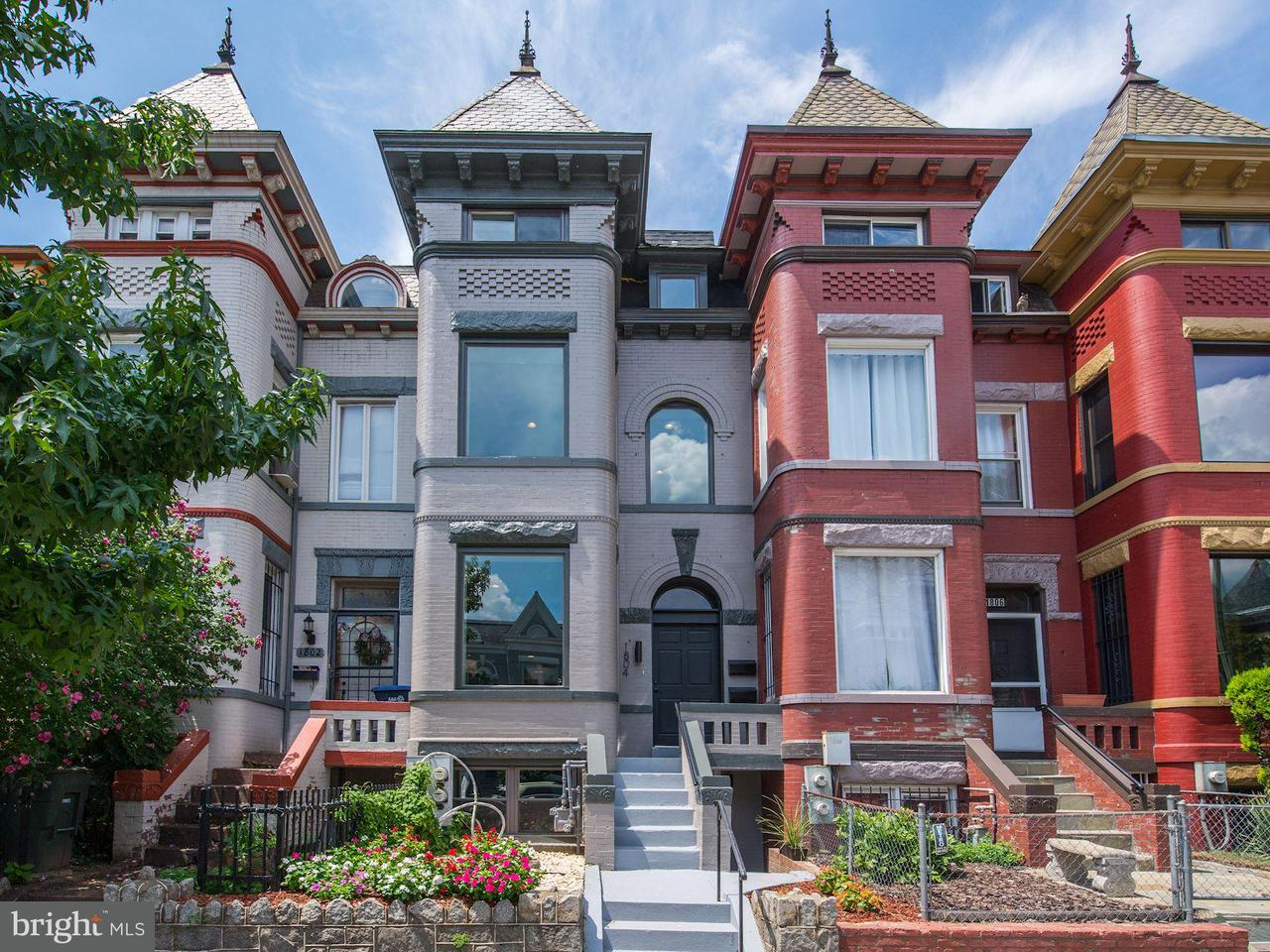 Single Family for Sale at 1804 1st St NW #a Washington, District Of Columbia 20001 United States