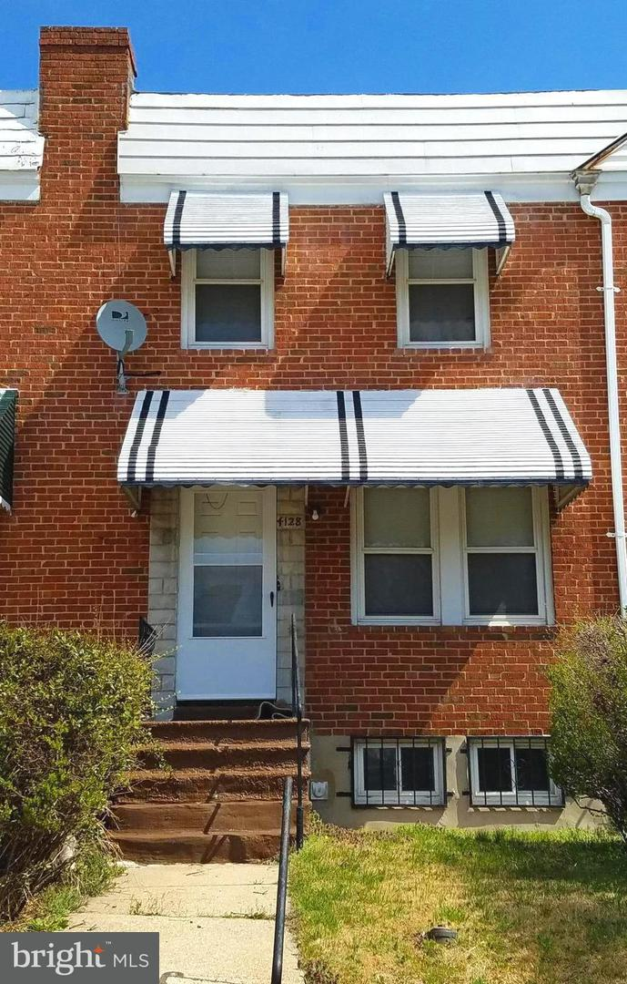 Other Residential for Rent at 4128 Dudley Ave Baltimore, Maryland 21213 United States