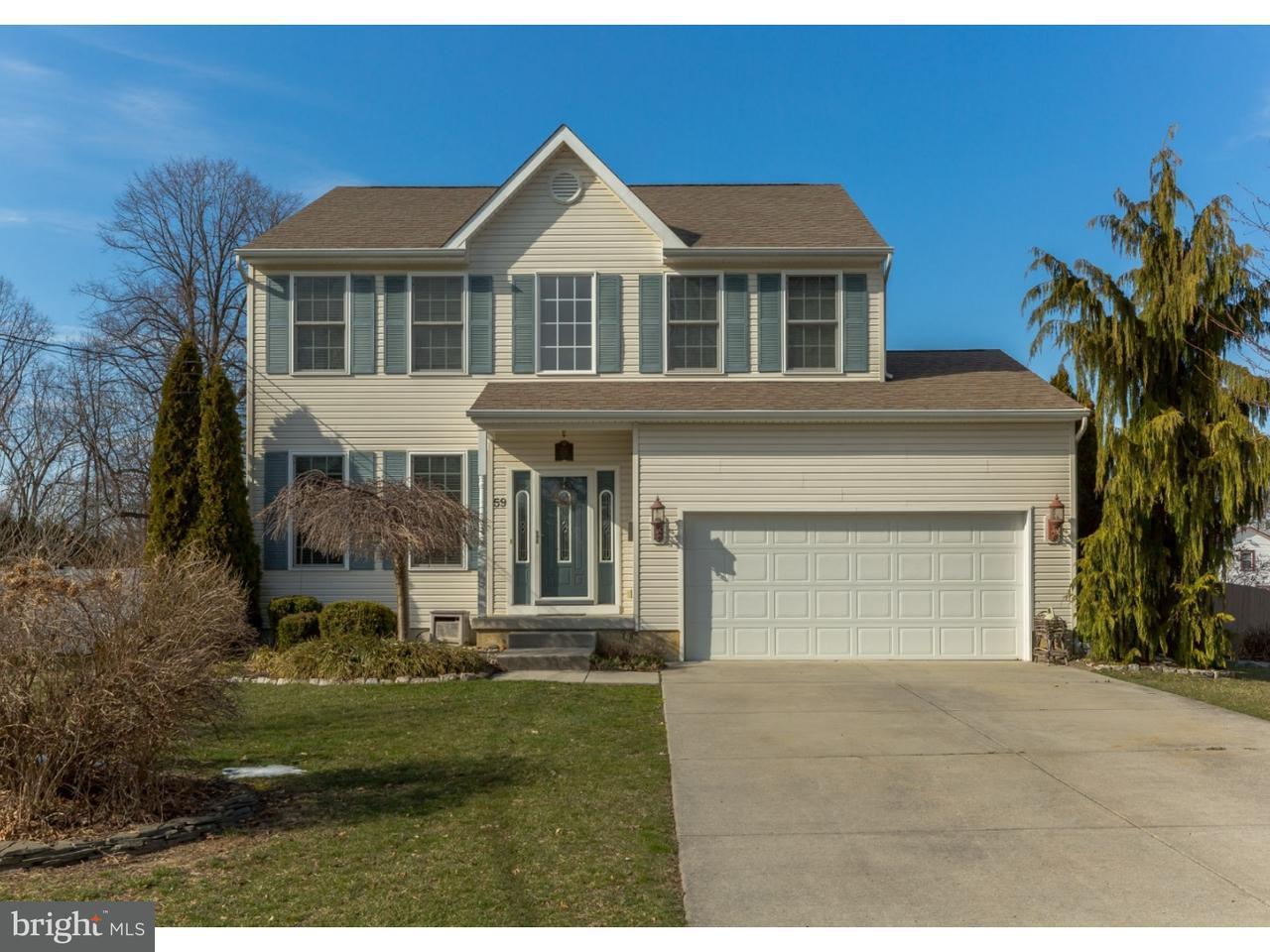 独户住宅 为 销售 在 59 E HIGH Street Clayton, 新泽西州 08312 美国
