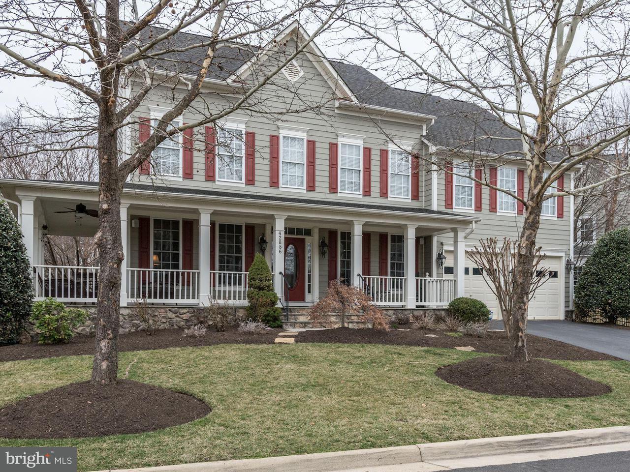 Single Family Home for Sale at 42856 Sandhurst Court 42856 Sandhurst Court Broadlands, Virginia 20148 United States