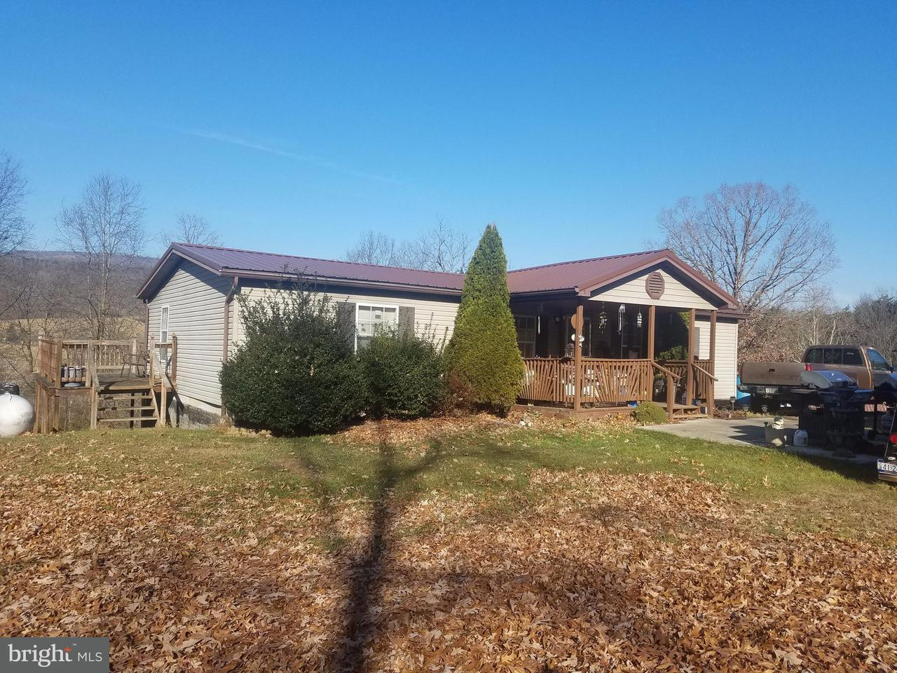 Farm for Sale at 221 Whippoorwill Dr Fisher, West Virginia 26818 United States